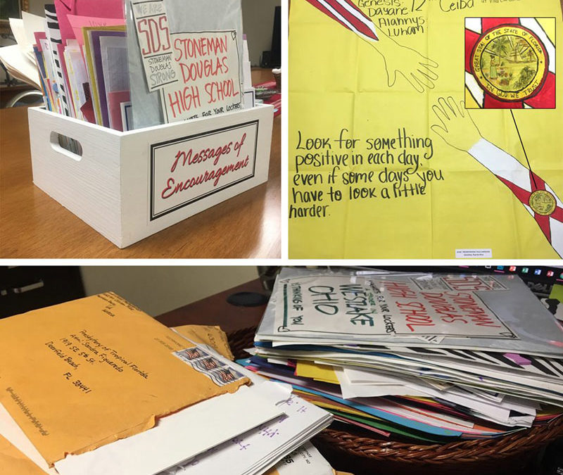 Letter Campaign for Stoneman Douglas High School