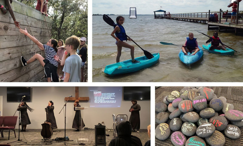 2018 PTF Youth Retreat Review