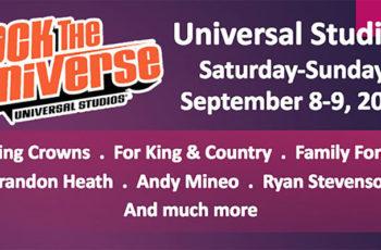 2018 PTF Rock the Universe | 9/8-9