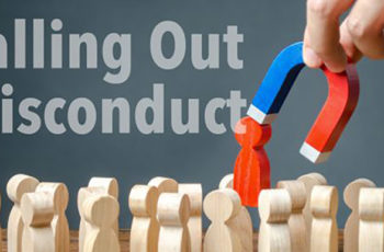WARNING of Employee Misconduct