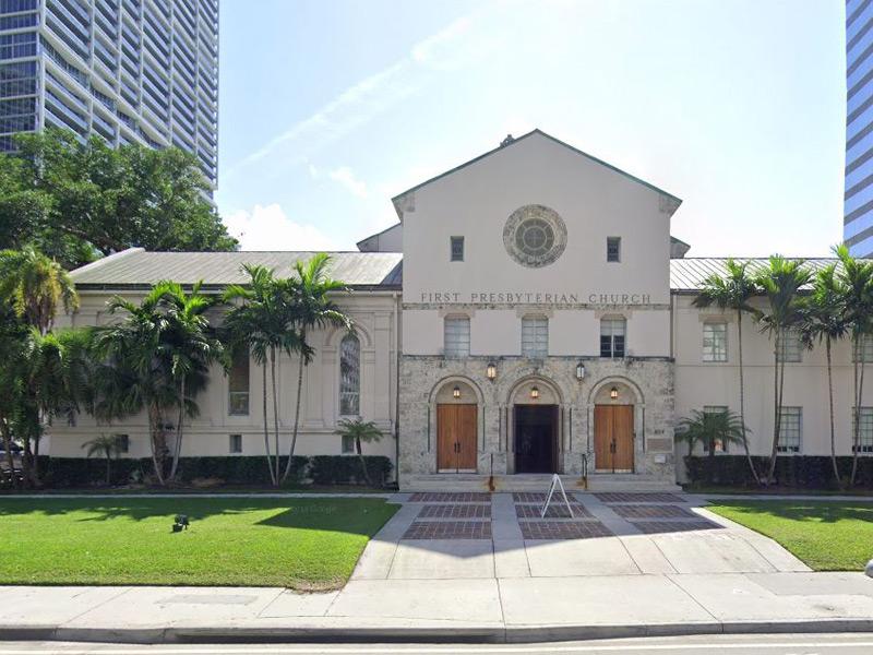 First Miami Presbyterian, Miami