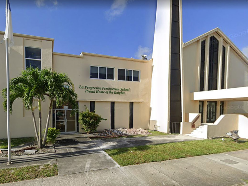First Spanish Presbyterian, Miami