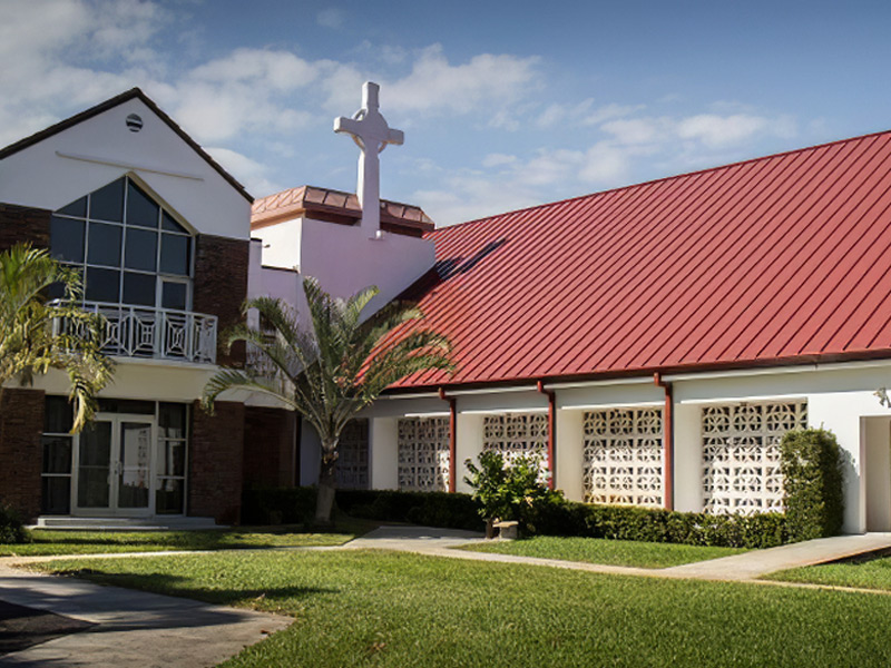 Lakeside Presbyterian, W. Palm Beach