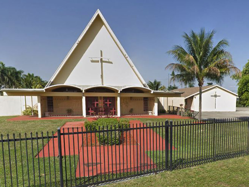 Myrtle Grove Presbyterian, Miami