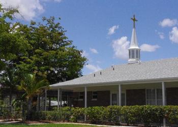 Plantation Presbyterian, Plantation