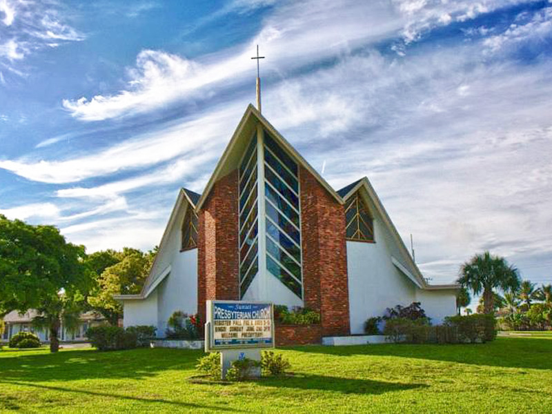 Sunset Presbyterian,. Ft. Lauderdale