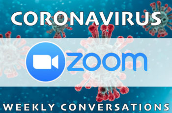 TUESDAYS TOGETHER | Weekly Zoom Call Conversations