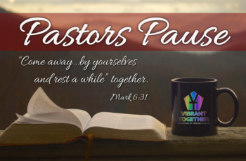ZOOM PASTORS PAUSE – Coming June 2nd