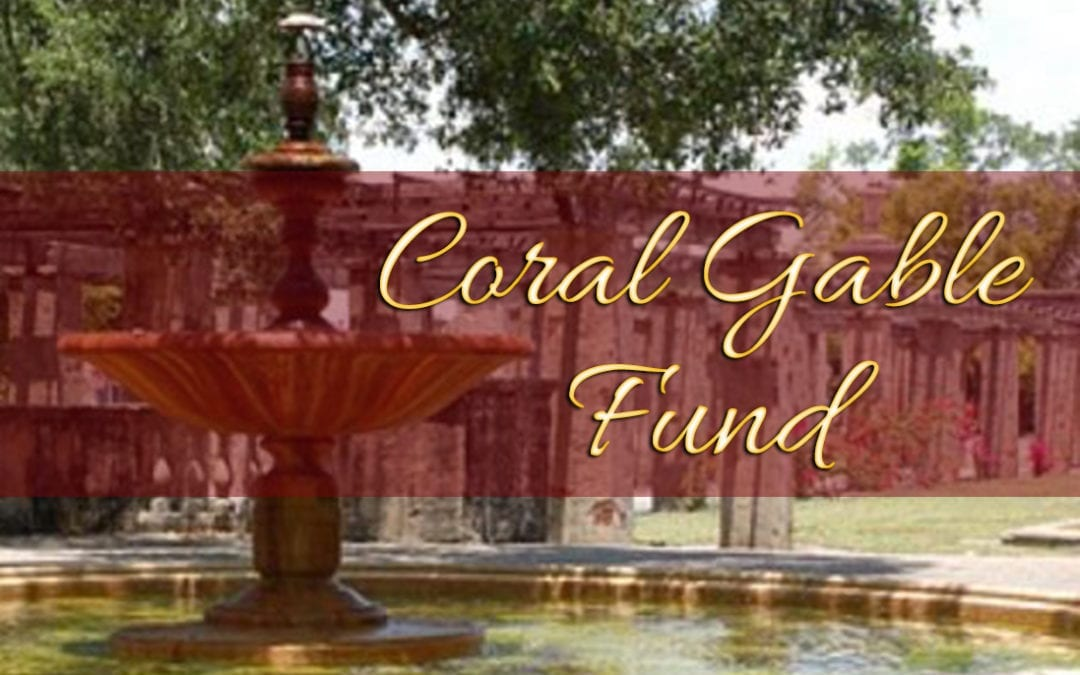 2021 Coral Gables Grants Due on Oct. 23rd