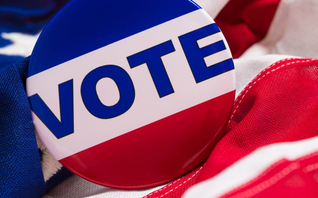 Early Voting Starts 10/19 and Some Mail In Ballots are Being Counted Now