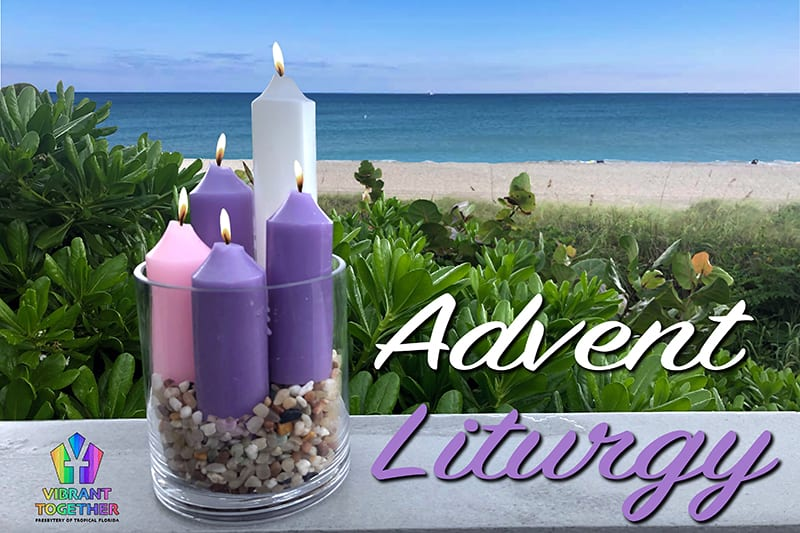 2020 Advent Liturgy