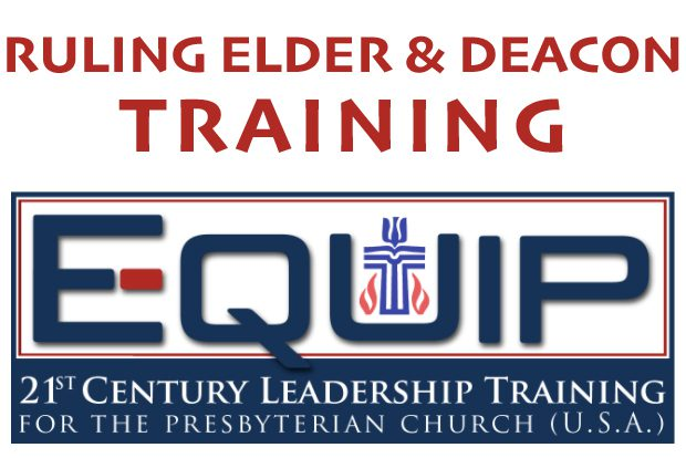 Ruling Elder and Deacon PC(USA) Training