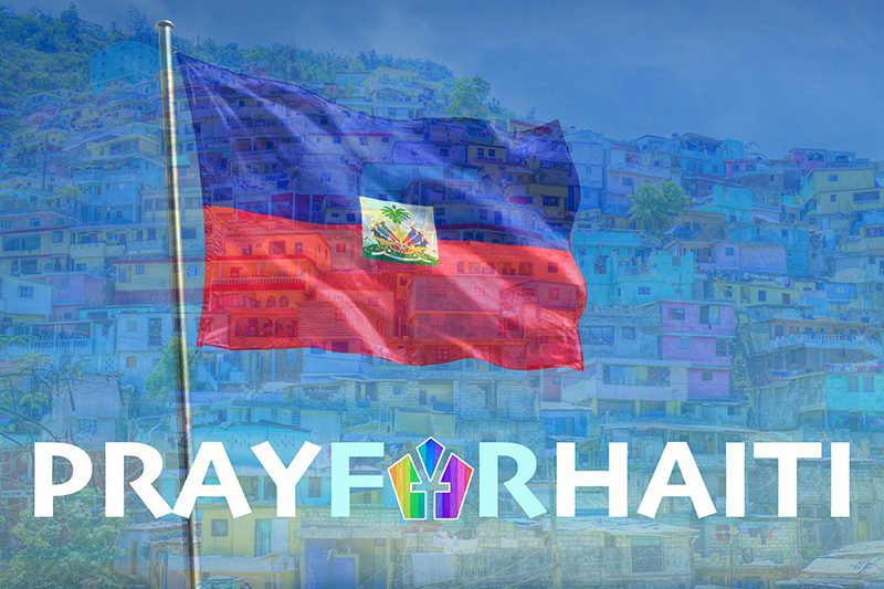 Pray For and Support Haiti