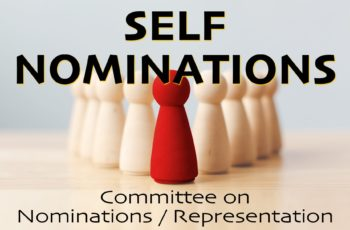 PTF Self Nomination Opportunities